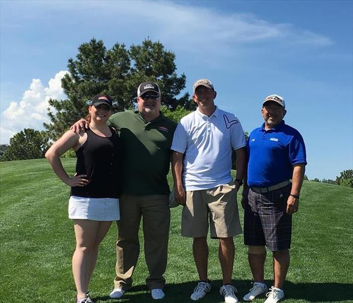 SERVPRO Golf Tournament